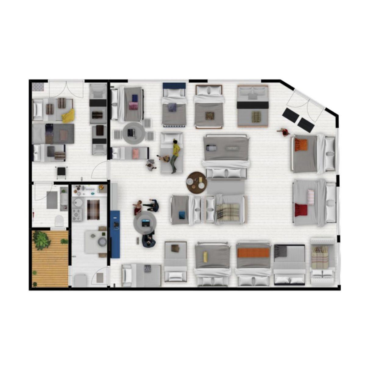 Mattress Shop Layout Made On Floorplanner Com Create Floor Plan Shop Layout Floor Plans