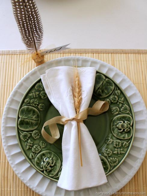 18 Lovely Thanksgiving Table Ideas #thanksgivingtablesettings