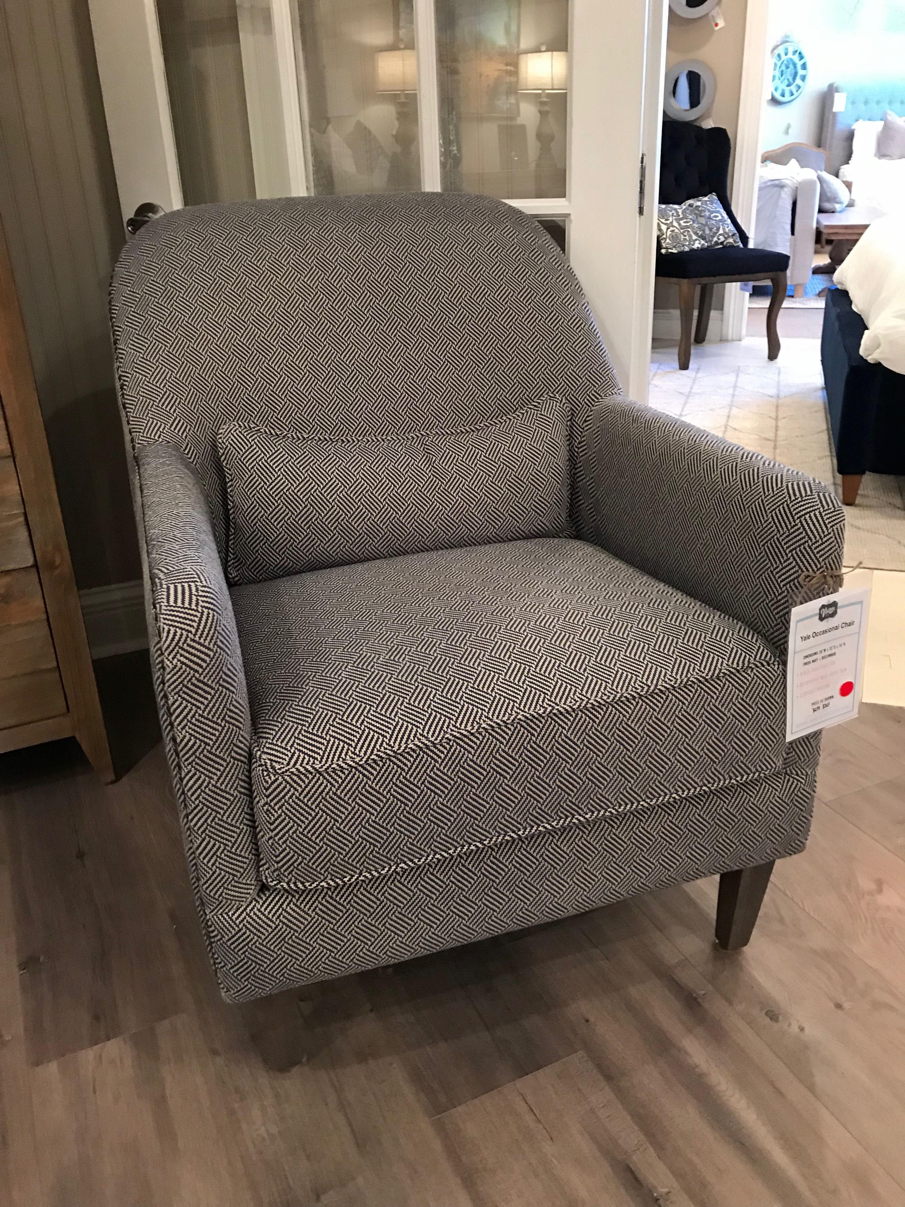 Pleasing Yale Occasional Chair Navy Beechwood In 2019 Vintage Alphanode Cool Chair Designs And Ideas Alphanodeonline