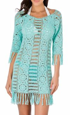 Gorgeous cover - up in #mint http://rstyle.me/n/h8awdnyg6