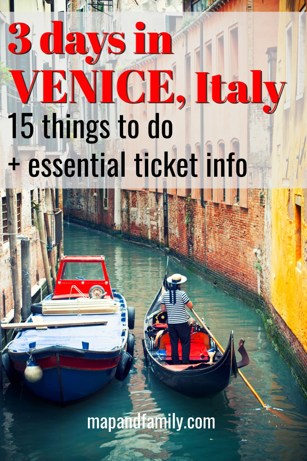 Photo of Venice, Italy 15 things to do and see