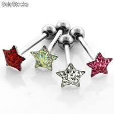 pircing estrellas