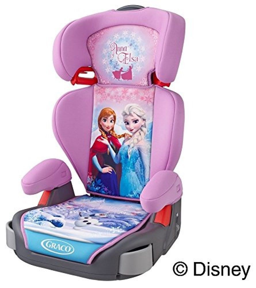 Graco Junior Maxi Plus Child Seat Disney Frozen Anna Elsa Princess Type Japan From 14569