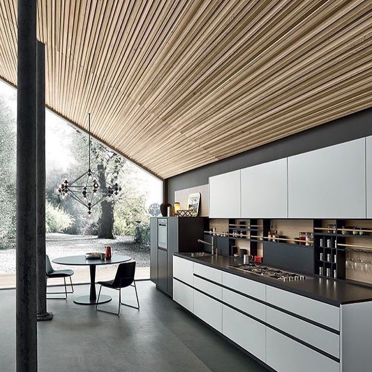 That Ceiling Goldcoast Kitchendesigner Interiorarchitecture