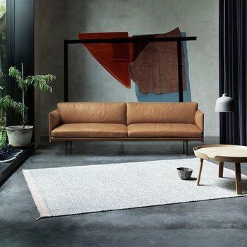 Muuto Outline Sohva 3 Istuttava Arve Vancouver 14 Sofa Design Scandinavian Sofa Design Furniture