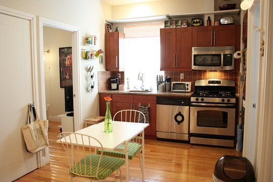 Real People Real Kitchens 15 Small Cool Kitchens You Won T Want