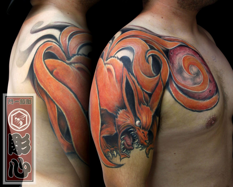 Kyuubi Pesquisa Google Tattoo Pinterest Tattoos Body