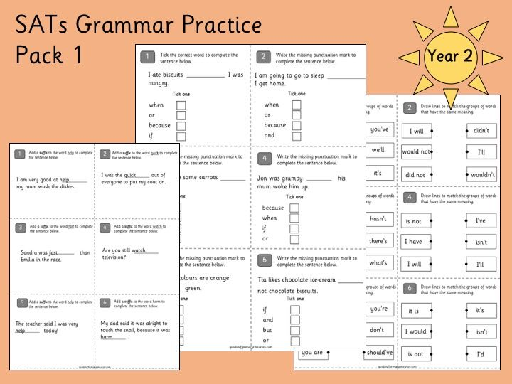 Sats Grammar Practice Year 2 Grammar Practice Science Quotes Education Quotes Inspirational