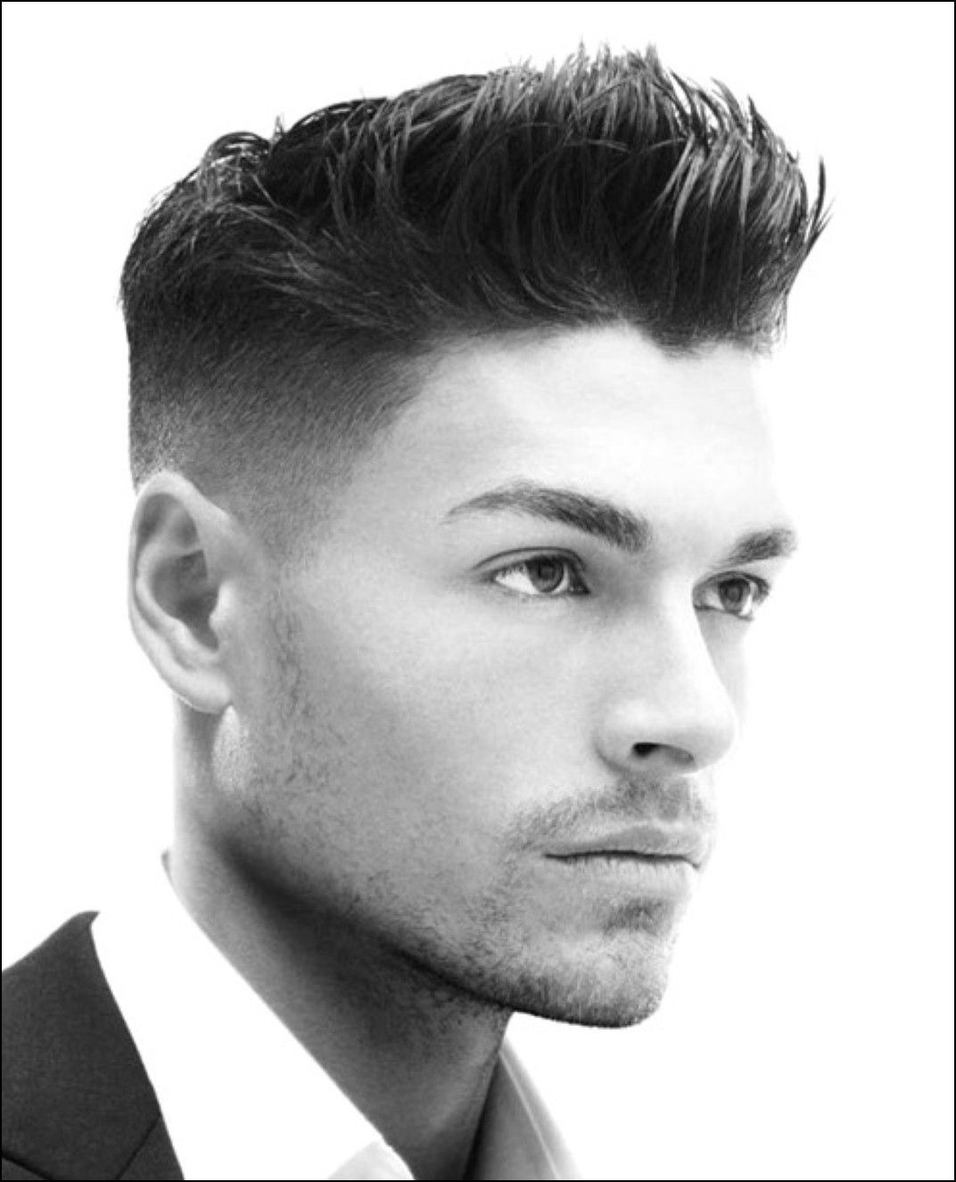 Haircut for men images good haircuts for guys with straight hair  hair  pinterest