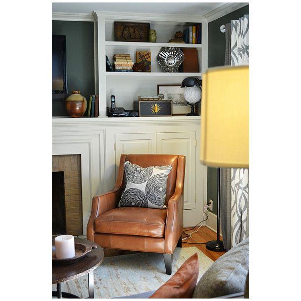 Reading Nook, Designers: Jill & Melanie- Interior Design ...
