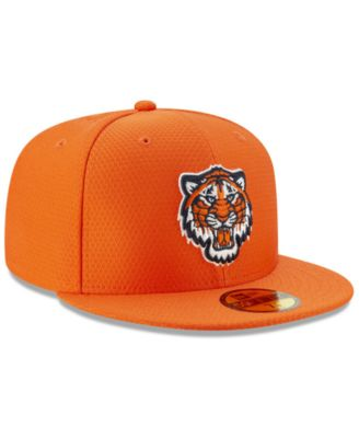 outlet online hot products half price New Era Boys' Detroit Tigers Batting Practice 59FIFTY Cap - Orange ...
