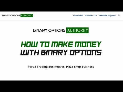 How to join binary trading