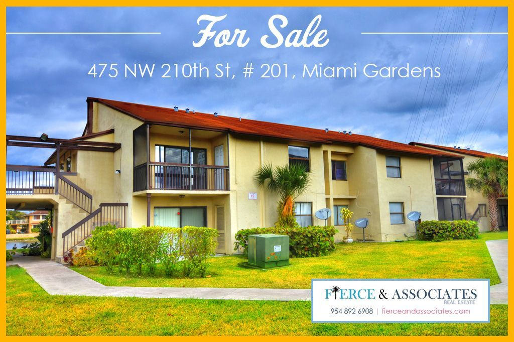 For Sale!! to this humble condominium located in a