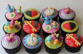 Resultado de imagen de cupcakes decorados