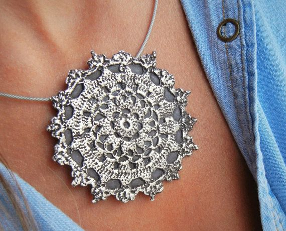 Mandala Necklace. Click & see! Coupon code PIN10 saves you 10% right now!