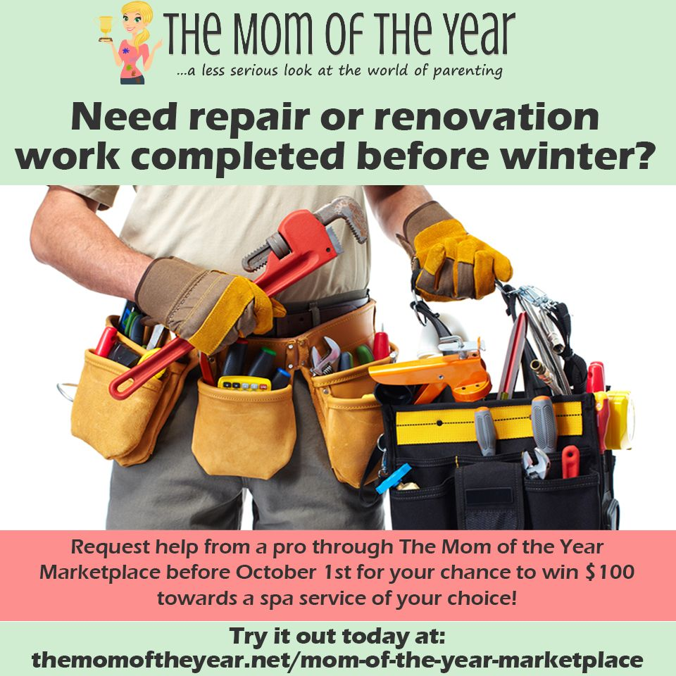 Mom of the Year Marketplace Directory Flat roof repair