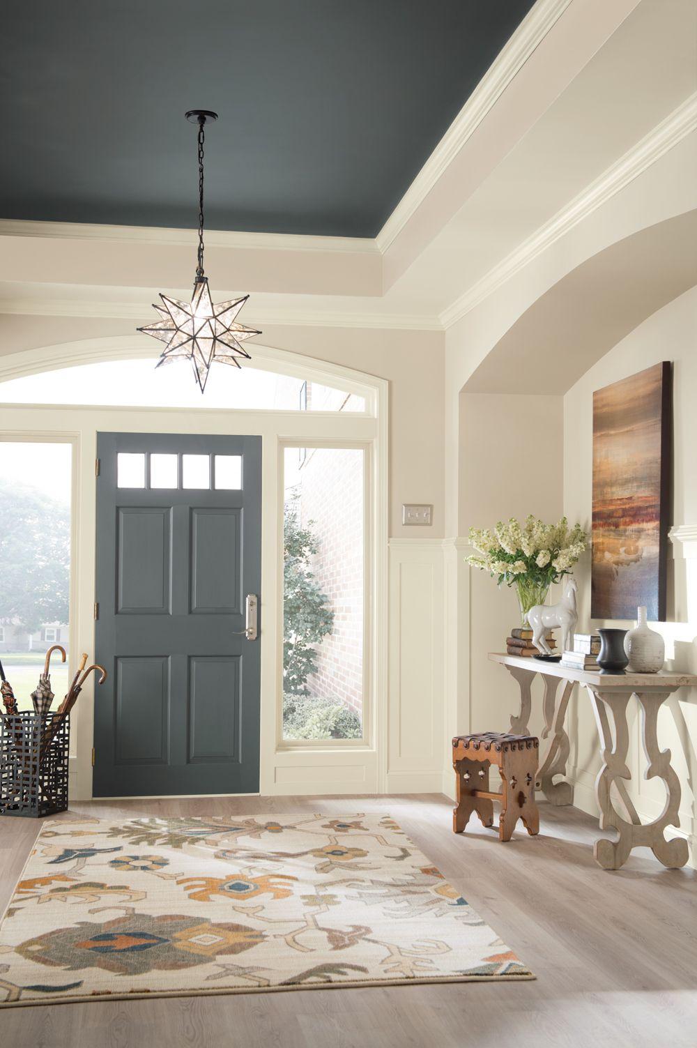 Foyer Wall Paint Ideas : Colorforecast nouvnarr.jpg 1000×1503 entryway pinterest ceilings