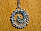 Nautilus Silberkette - Necklaces von MarikaJewelry - Anhänger - Anhänger - DaWanda