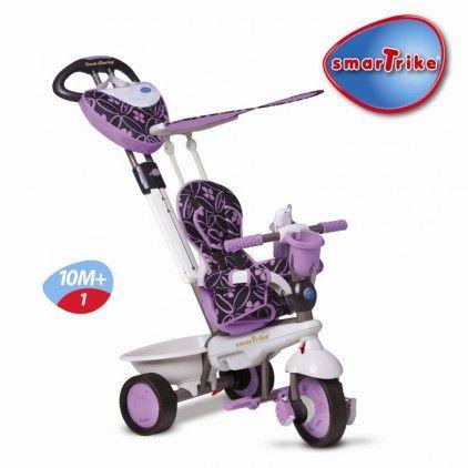 Triciclo Dream Púrpura - 129,99 € #triciclo #desmontable #smartstrike #barato #calidad