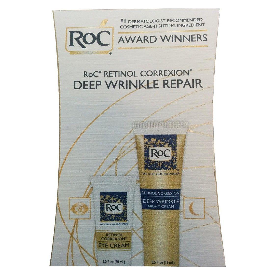 roc skincare uk