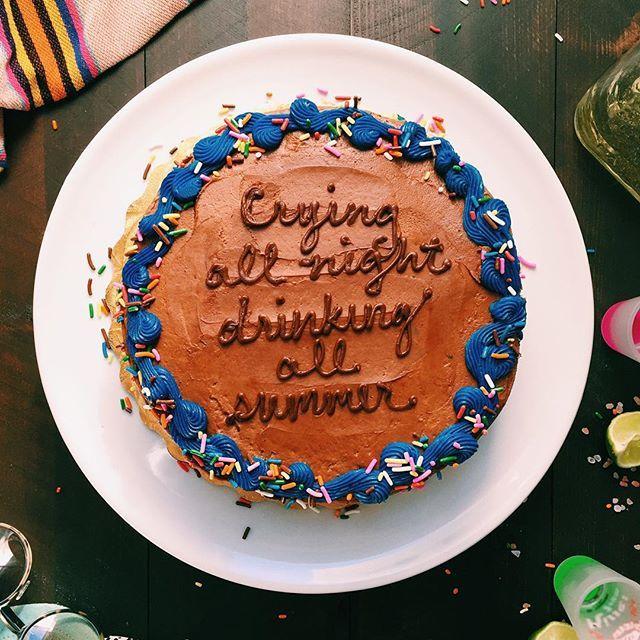 Drake on Cake by Joy the Baker 2016 Let Them Eat Cake