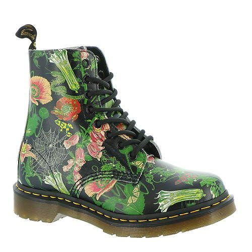 ShoeMall Reviving Comfort Style For Your Feet  CRISTINA ANDERSEN The classic style of this stunning boot is improved with a gorgeous botanical design youll love