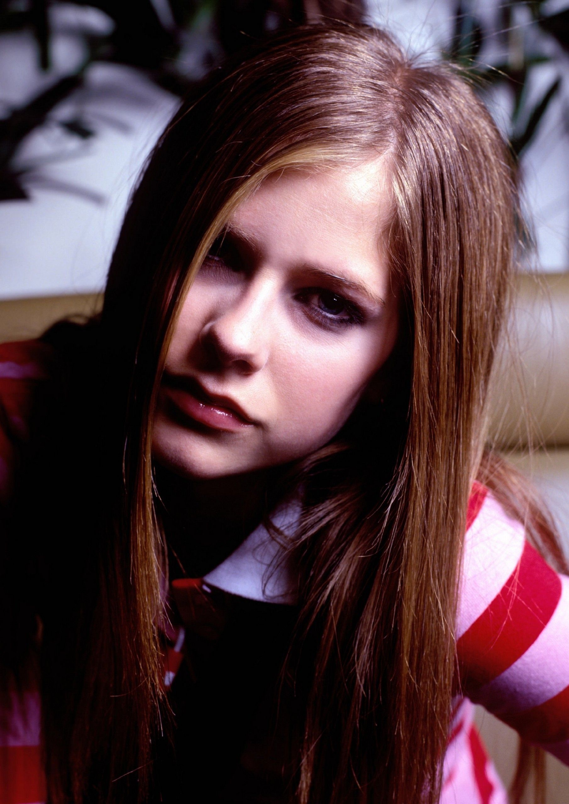 Avril Lavigne 2002 Photoshoot
