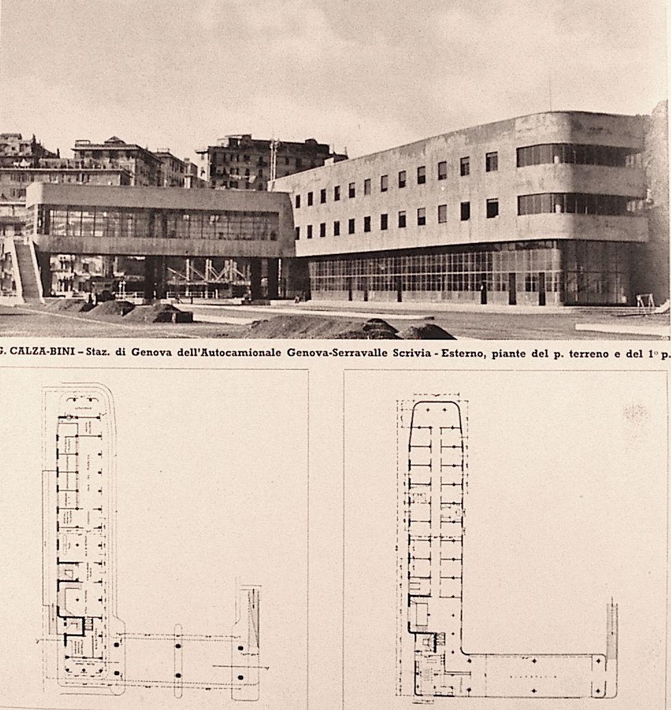 Documenti da libri rari genova sampierdarena ge 1934 for Libri sull architettura