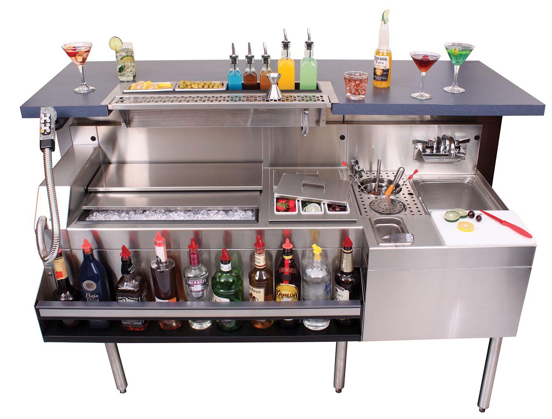 Underbar CocktailStation with Mixology arrangement sample ...