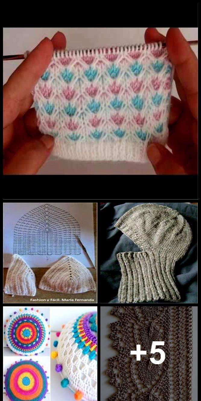 Moda y bricolaje fácil: paso a paso. Cómo crochet tazas para tejer top d …