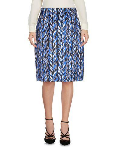 BALENCIAGA Knee Length Skirt. #balenciaga #cloth #dress #top #skirt #pant #coat #jacket #jecket #beachwear #