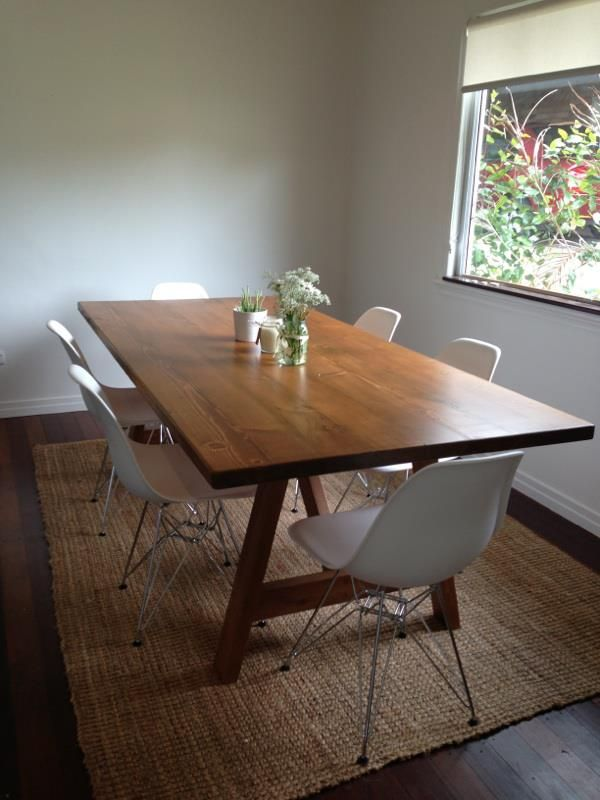 Commercial Dining Room Tables Delectable Recycled Oregon Dining Table Recycled Timber Furniture Www Design Decoration