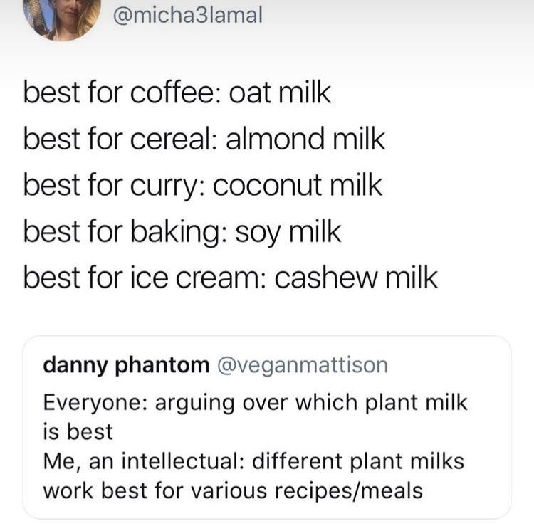 Coconut are mammals   Tumblr funny, Funny tumblr posts ...  Coconut Milk Meme