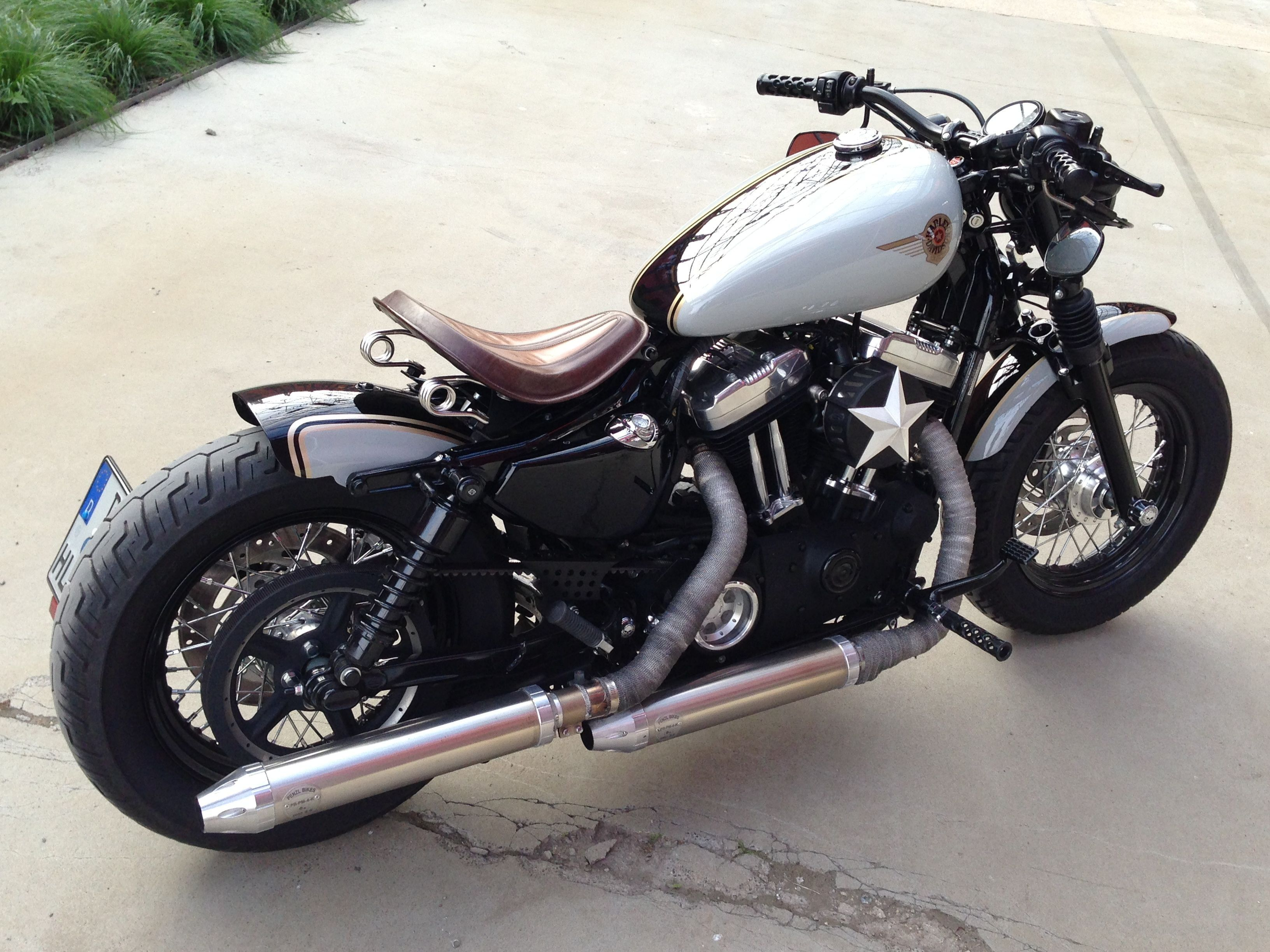 sportster 48 love the look but that seat is so. Black Bedroom Furniture Sets. Home Design Ideas
