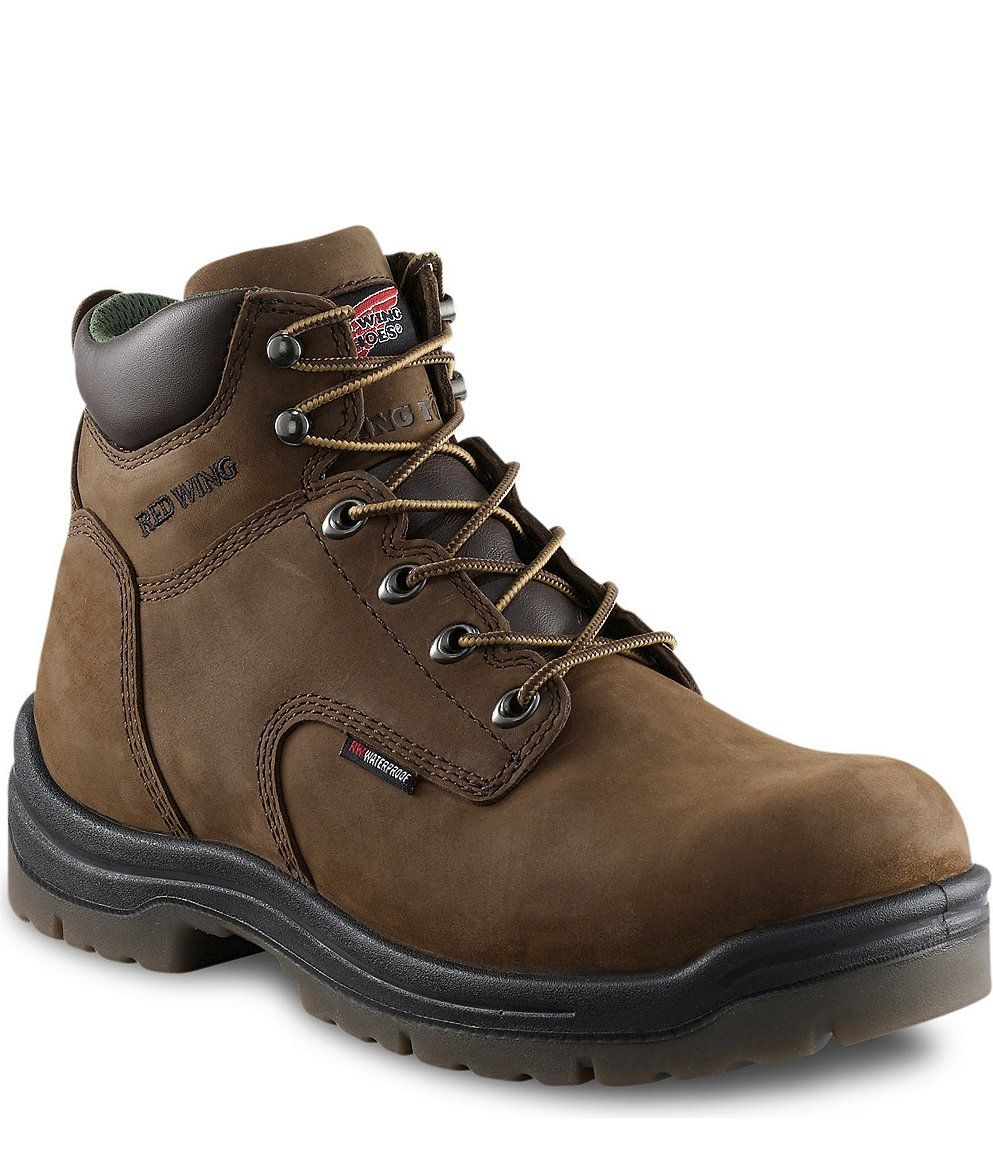 2260 RED WING MEN'S 6-INCH BOOT BROWN | My Stuff | Pinterest ...