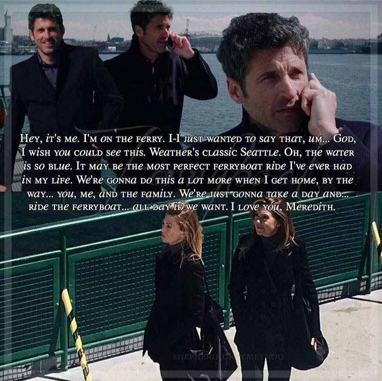 Mer❤️Der | Favorite Shows EVER. | Pinterest | Anatomía de grey ...