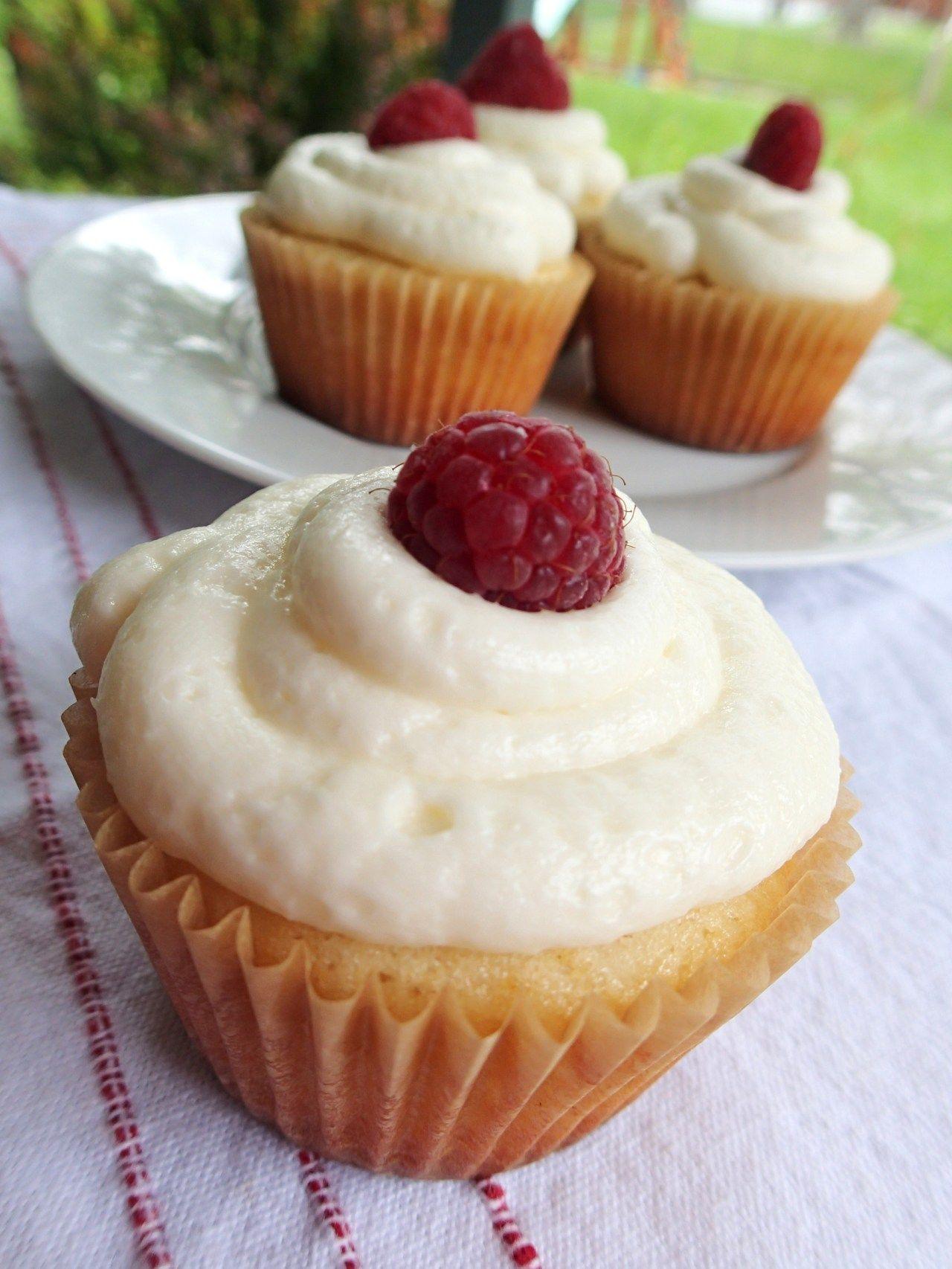 High altitude lemon raspberry cupcakes high altitude