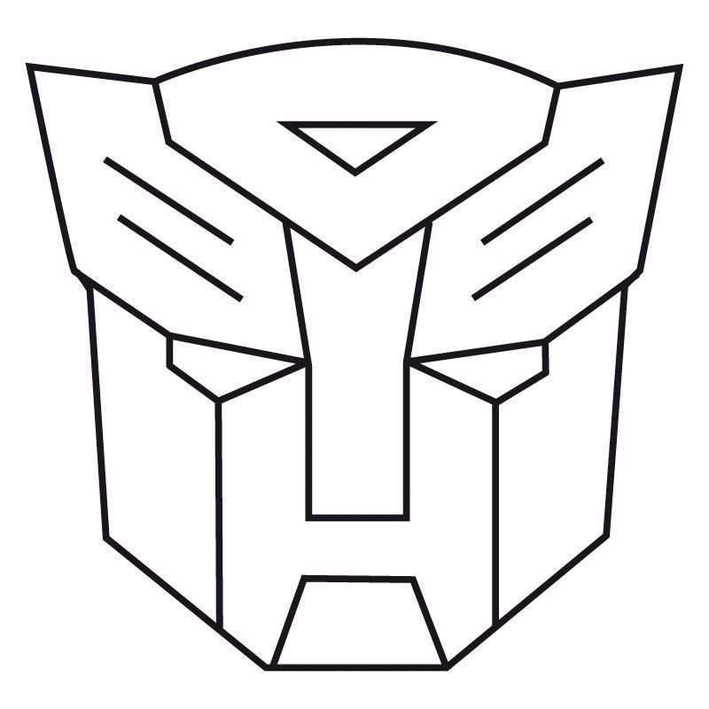 Mascara Transformers Prime Eyemakeup Tortas De Transformers Fiestas Cumpleanos Transformers Pinatas De Transformers