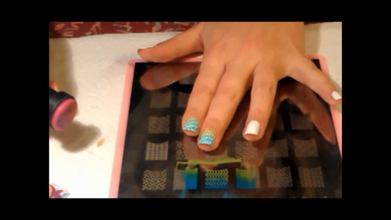 Howto Nail Stamping Series Part 3--Tips,Tricks and ...