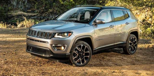 The 2018 Jeep Compass Has Been Completely Remade For The 2018