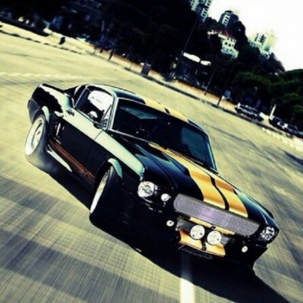 Loving this Mustang Drift