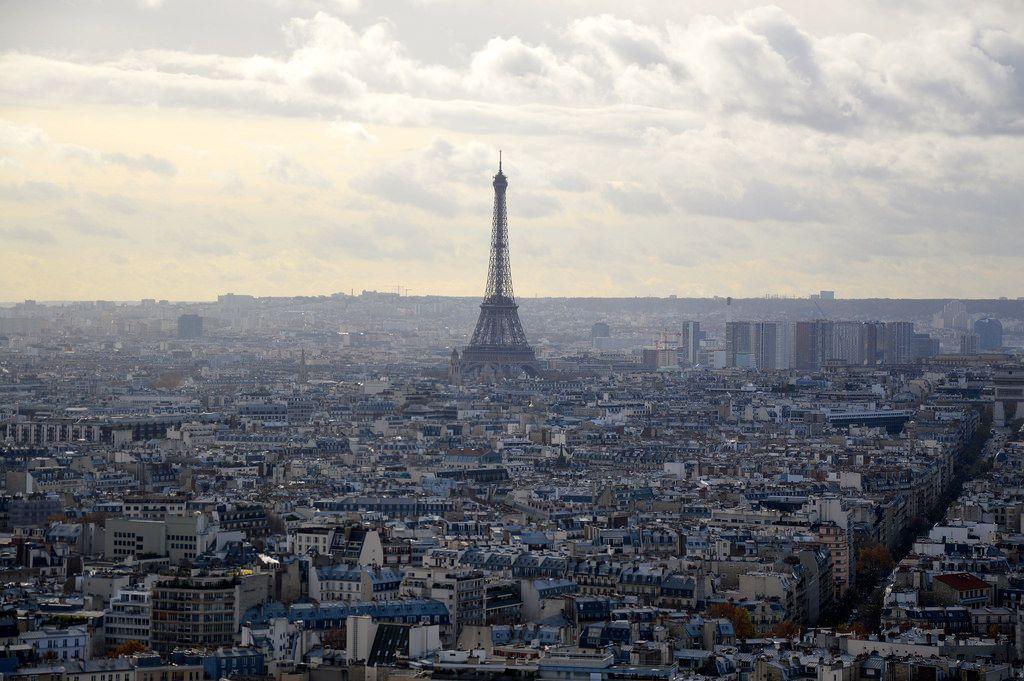 Panorama de Paris ou Banlieue avec des tours - Page 25 - SkyscraperCity