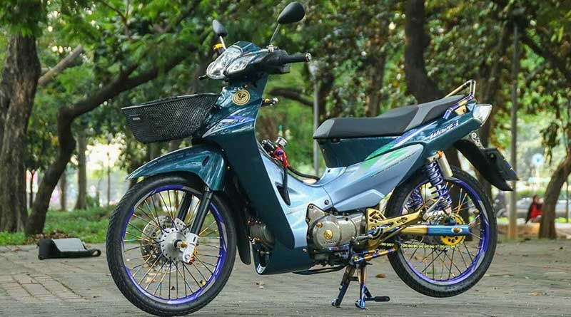 Motor Thailand Modifikasi In 2020 Motor Thailand Honda