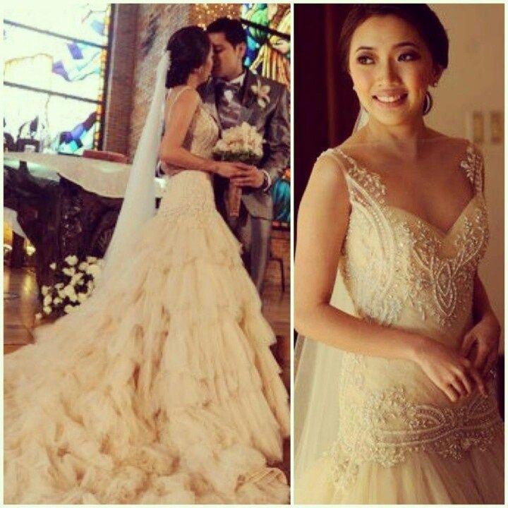 Sheath Wedding Dress Veluz Bride