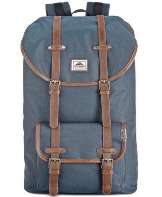 Steve Madden Men s Utility Backpack  dbe2dd4f9e00f