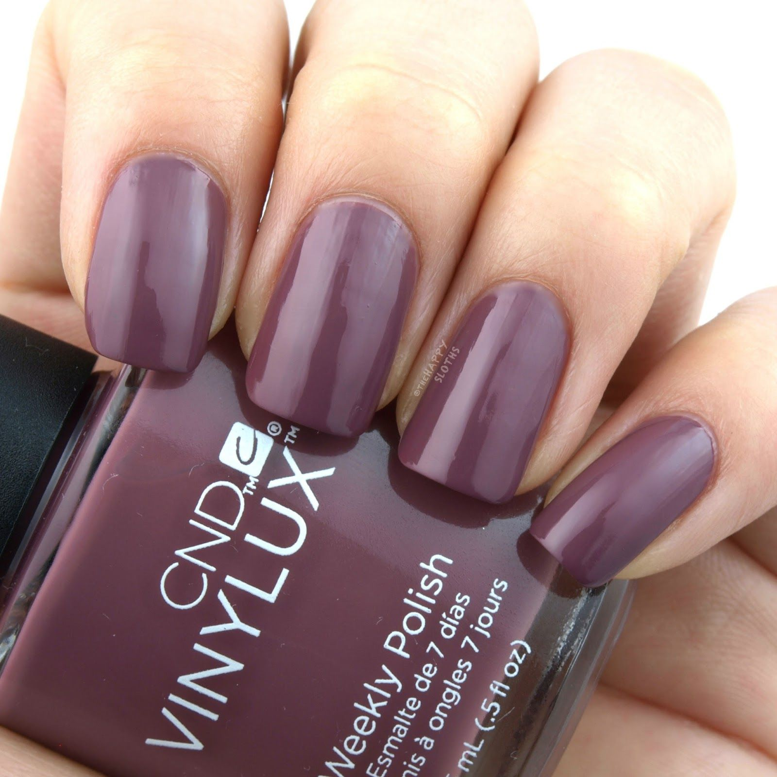CND Vinylux Intimates Collection: Review and Swatches