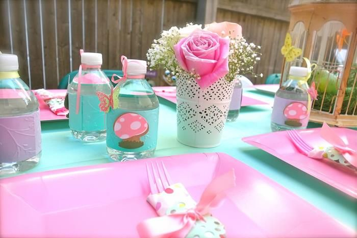 17 Best images about Garden Birthday Party on Pinterest Daisy
