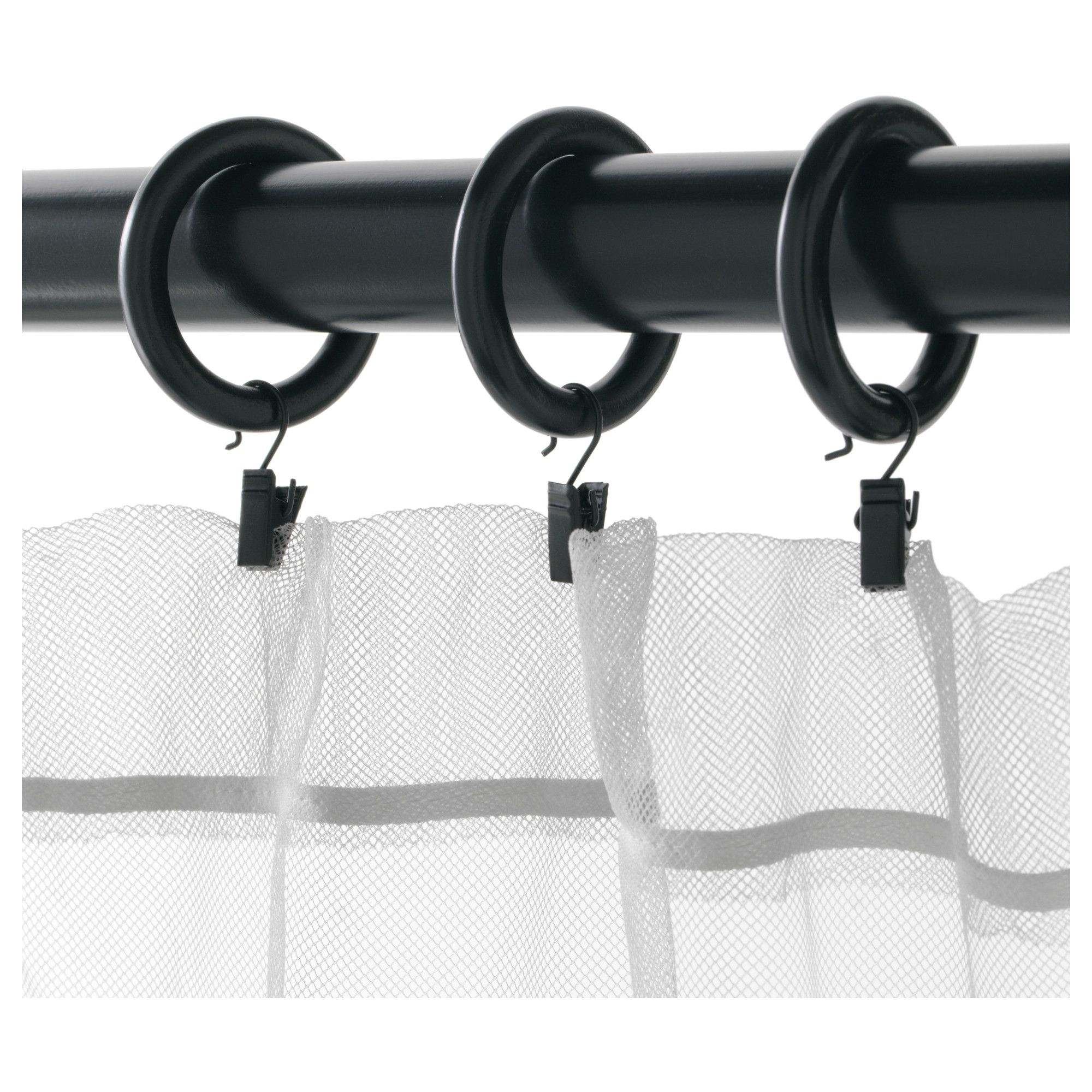 Furniture And Home Furnishings Curtains With Rings Curtain Rings With Clips Ikea