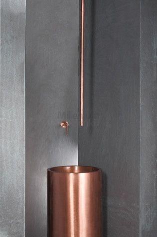 NEVE RUBINETTERIE Canali Class 18 Wylewka sufitowa - Wyposażenie łazienek, włoskie, ekskluzywne, luksusowe, złote