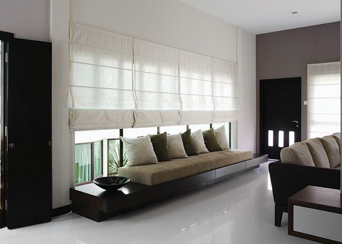 Raffrollo auf Maß - Konfigurieren Sie hier Ihr individuelles - Raffrollo Für Wohnzimmer